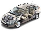 Renault Megane Grandtour 2006–09 images