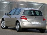 Renault Megane 5-door ZA-spec 2006–09 images