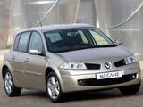 Renault Megane 5-door ZA-spec 2006–09 pictures
