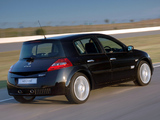 Renault Megane RS 5-door ZA-spec 2006–08 pictures
