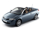Renault Megane CC 2006–10 pictures