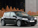 Renault Megane RS 5-door ZA-spec 2006–08 wallpapers