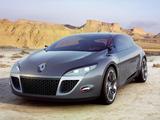 Renault Megane Coupe Concept 2008 images