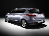Renault Megane 2008 photos