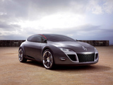 Renault Megane Coupe Concept 2008 photos