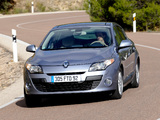 Renault Megane 2008 wallpapers