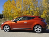 Renault Megane Coupe 2009 images