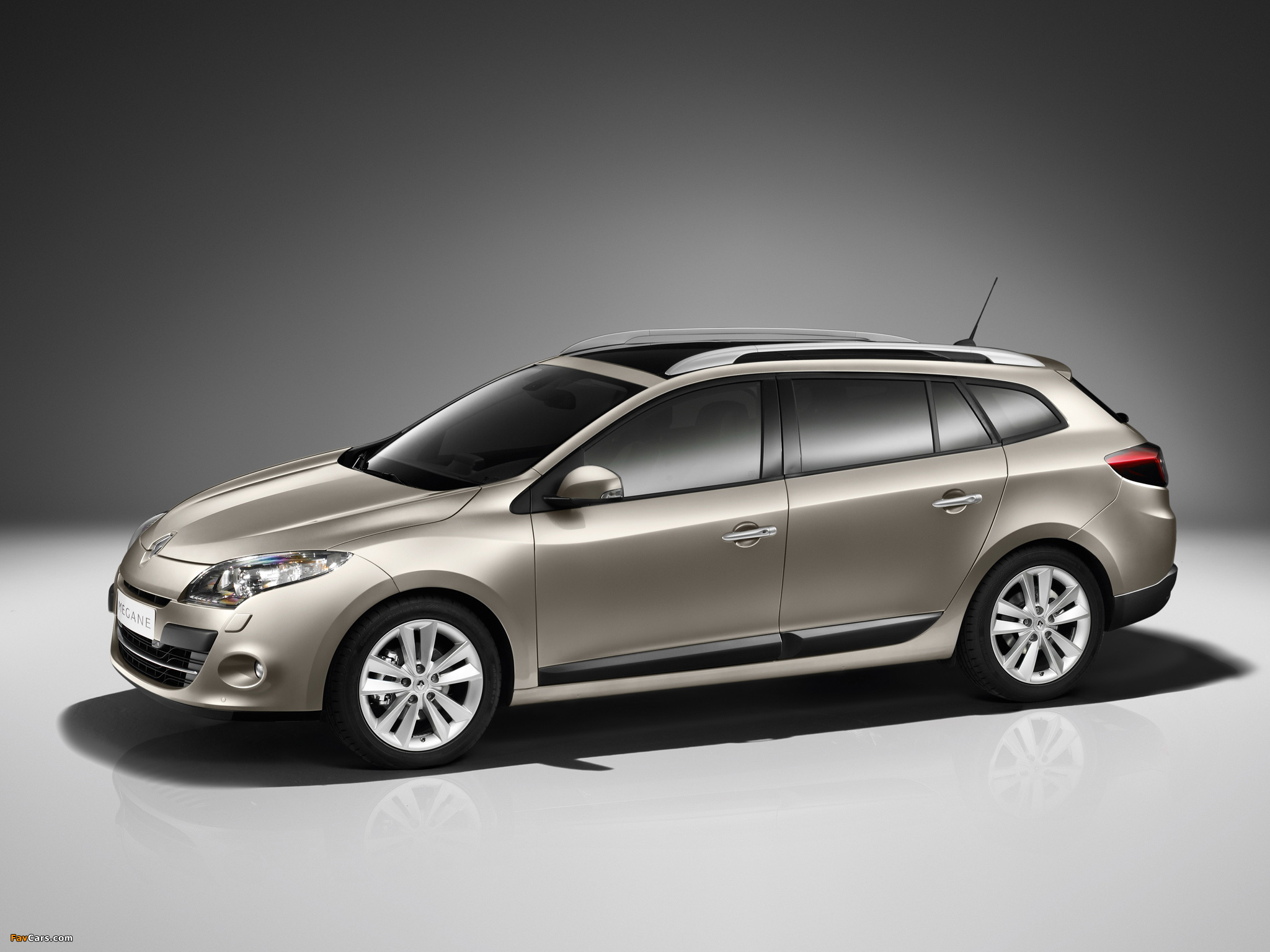 Renault Megane Grandtour 2009 images (2048 x 1536)