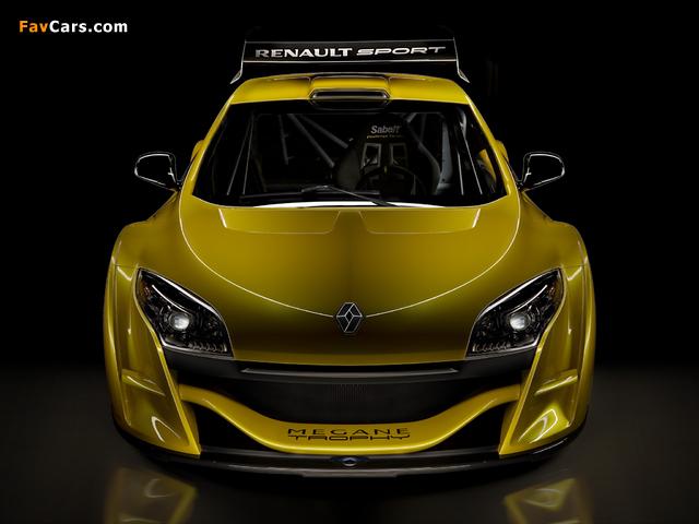 Renault Mégane Trophy 2009–11 photos (640 x 480)