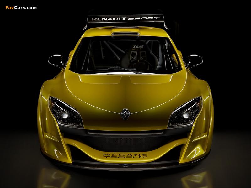 Renault Mégane Trophy 2009–11 photos (800 x 600)