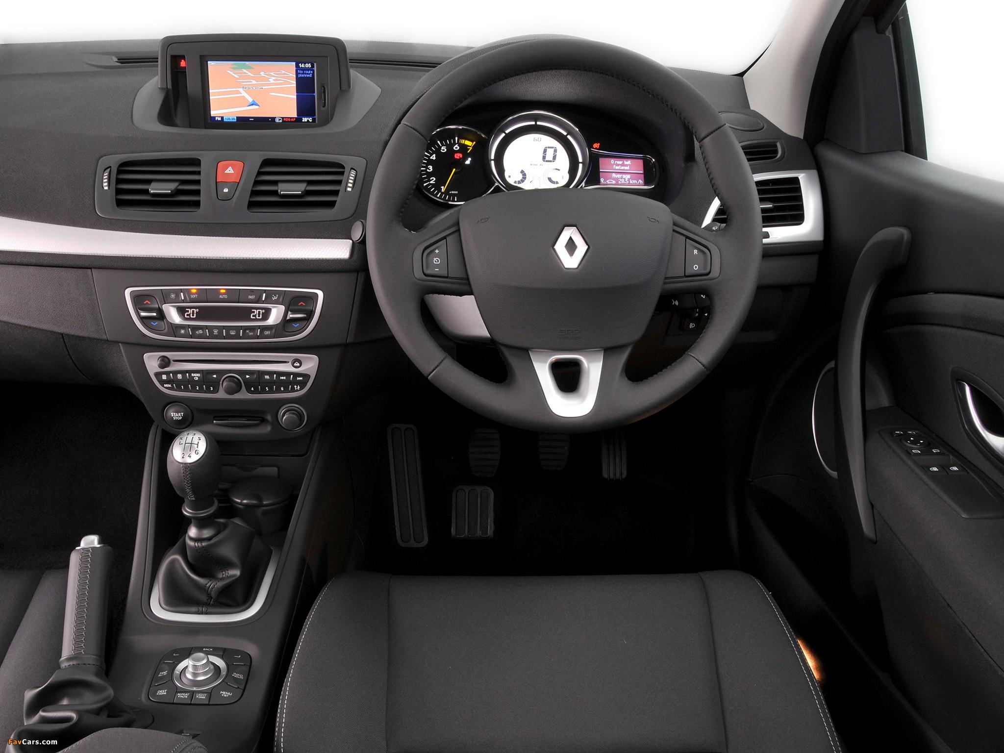 Renault Mégane ZA-spec 2009–12 photos (2048 x 1536)