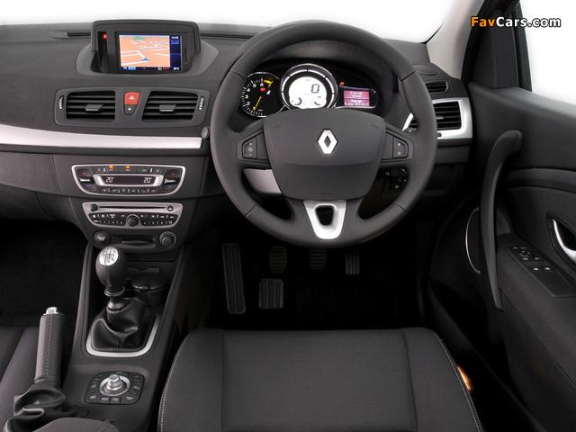 Renault Mégane ZA-spec 2009–12 photos (640 x 480)