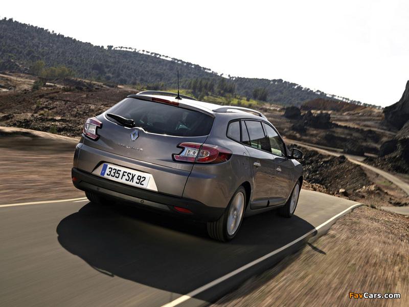 Renault Megane Grandtour 2009 pictures (800 x 600)
