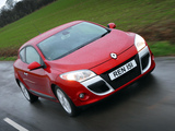 Renault Mégane Coupé UK-spec 2009–12 wallpapers