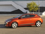 Renault Megane Coupe 2009 wallpapers
