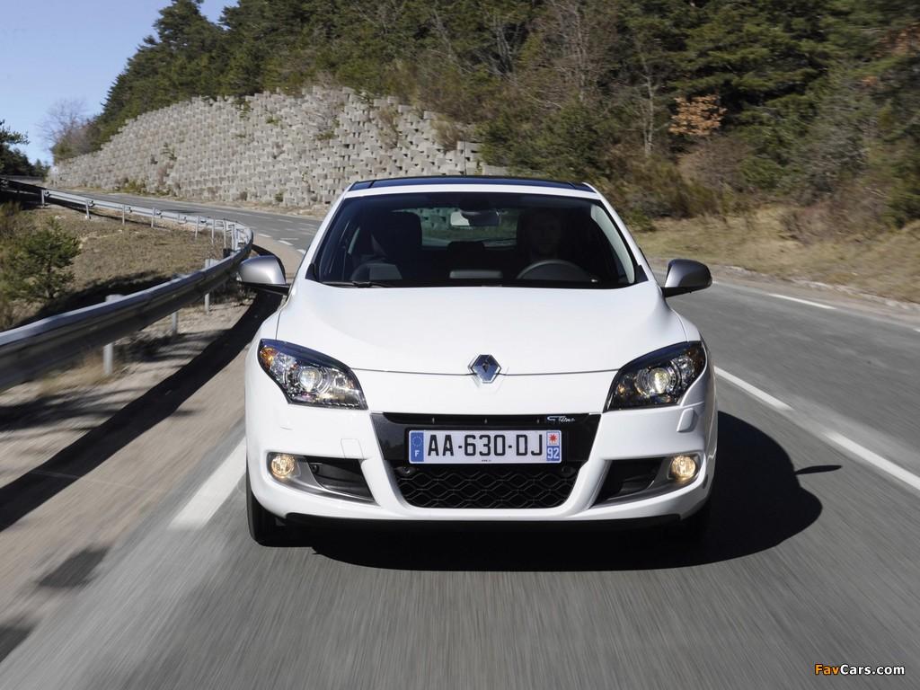 Renault Mégane GT Line 2010–12 images (1024 x 768)
