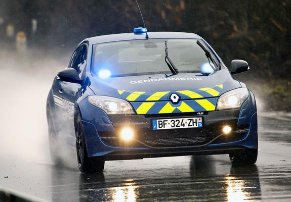 Renault Megane Rs Gendarmerie 2010 Photos