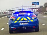 Renault Megane RS Gendarmerie 2010 wallpapers