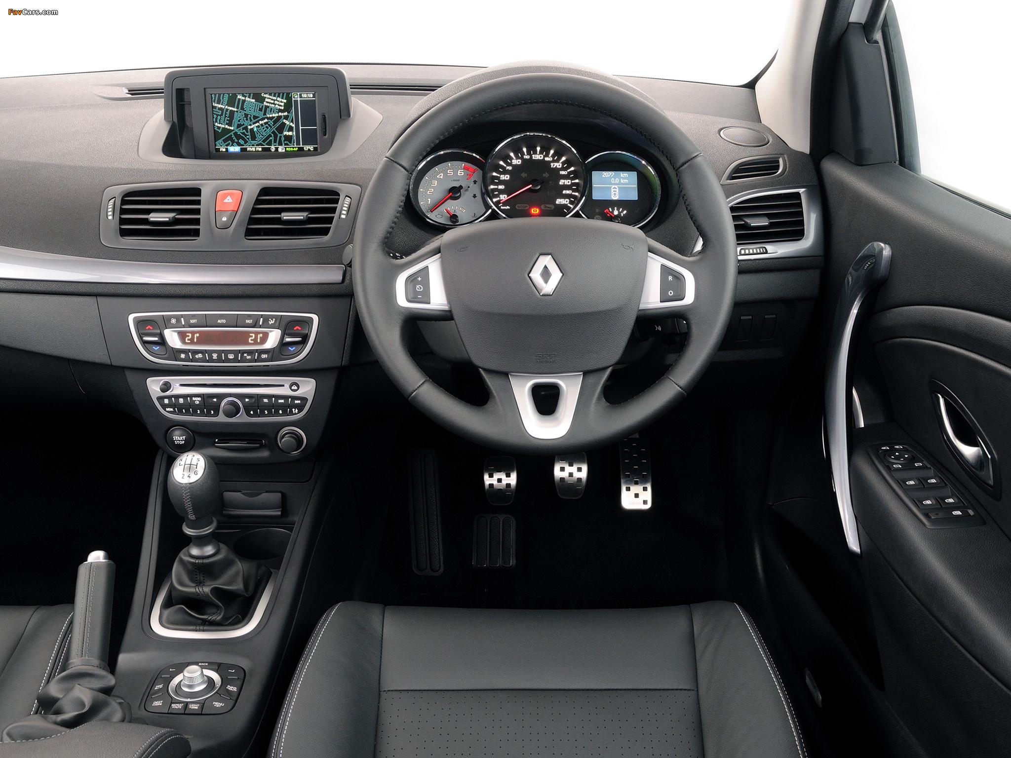 Renault Mégane GT Line ZA-spec 2011–12 images (2048 x 1536)