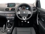 Renault Mégane GT Line ZA-spec 2011–12 images