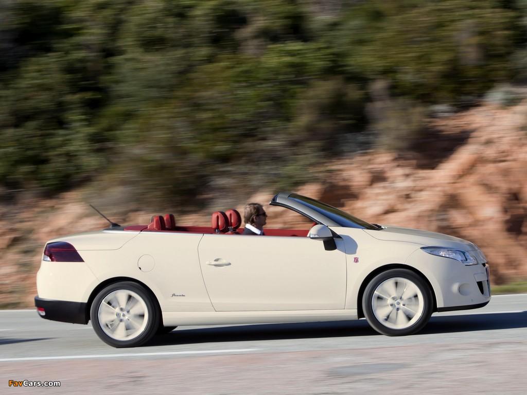 Renault Mégane Coupé-Cabriolet Floride 2011–12 photos (1024 x 768)