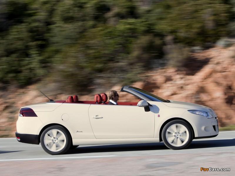 Renault Mégane Coupé-Cabriolet Floride 2011–12 photos (800 x 600)