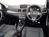 Renault Mégane GT Line ZA-spec 2011–12 photos