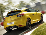Renault Mégane R.S. 250 Trophy 2011 photos