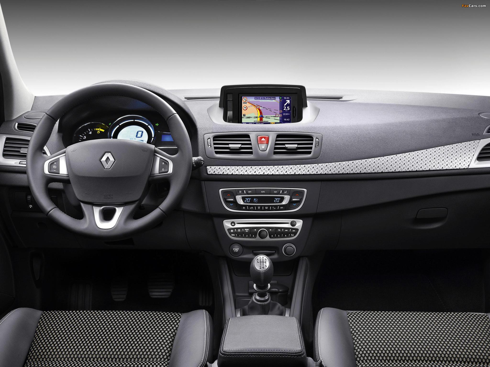 Renault Mégane XV de France 2011 photos (2048 x 1536)