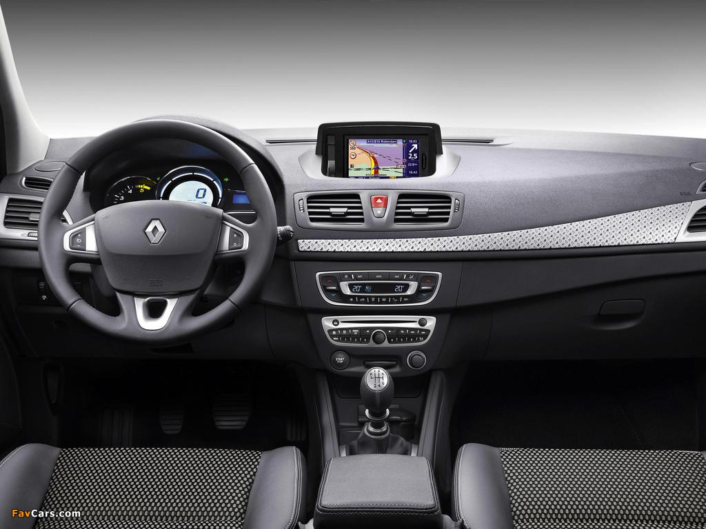 Renault Mégane XV de France 2011 photos (1024 x 768)