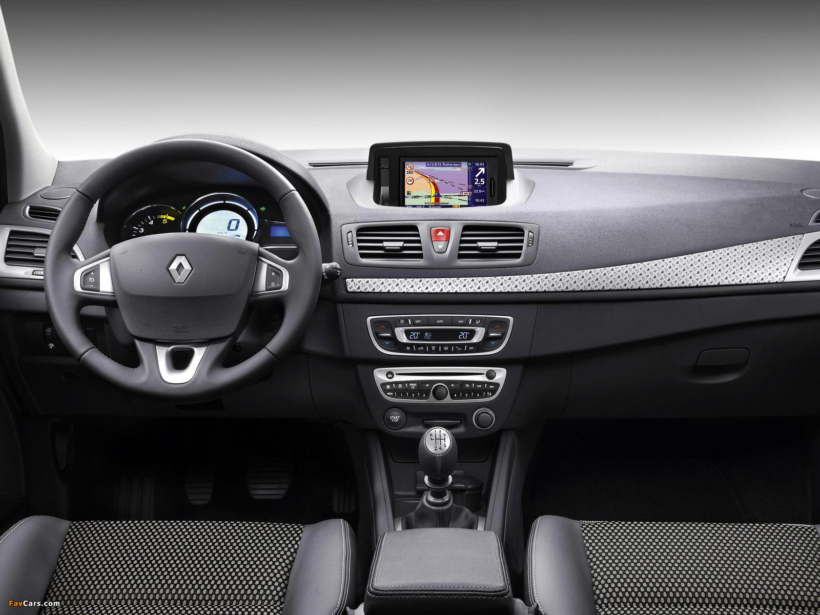 Renault Mégane XV de France 2011 photos (1600 x 1200)