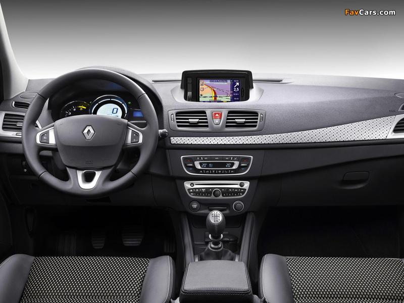 Renault Mégane XV de France 2011 photos (800 x 600)