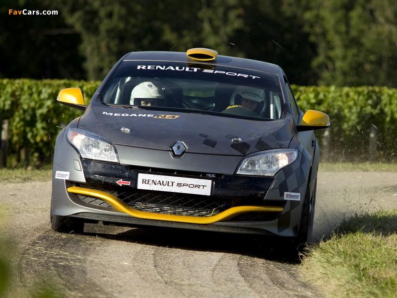 Renault Mégane R.S. N4 2011 photos (800 x 600)