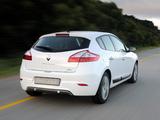 Renault Mégane GT Line ZA-spec 2011–12 pictures