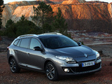 Renault Mégane Estate 2012–14 images