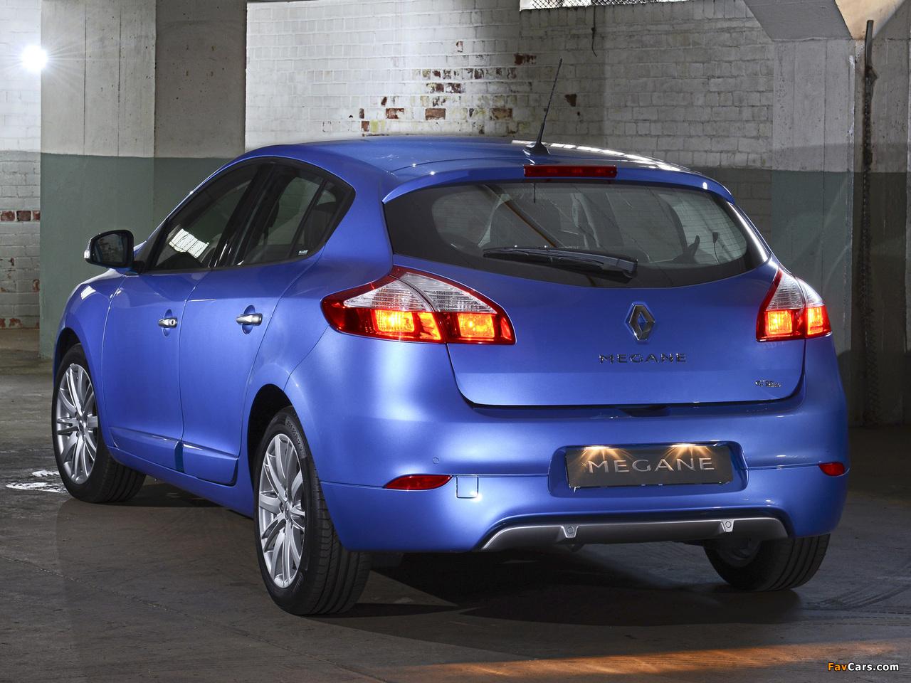 Renault Mégane GT Line ZA-spec 2012–14 images (1280 x 960)