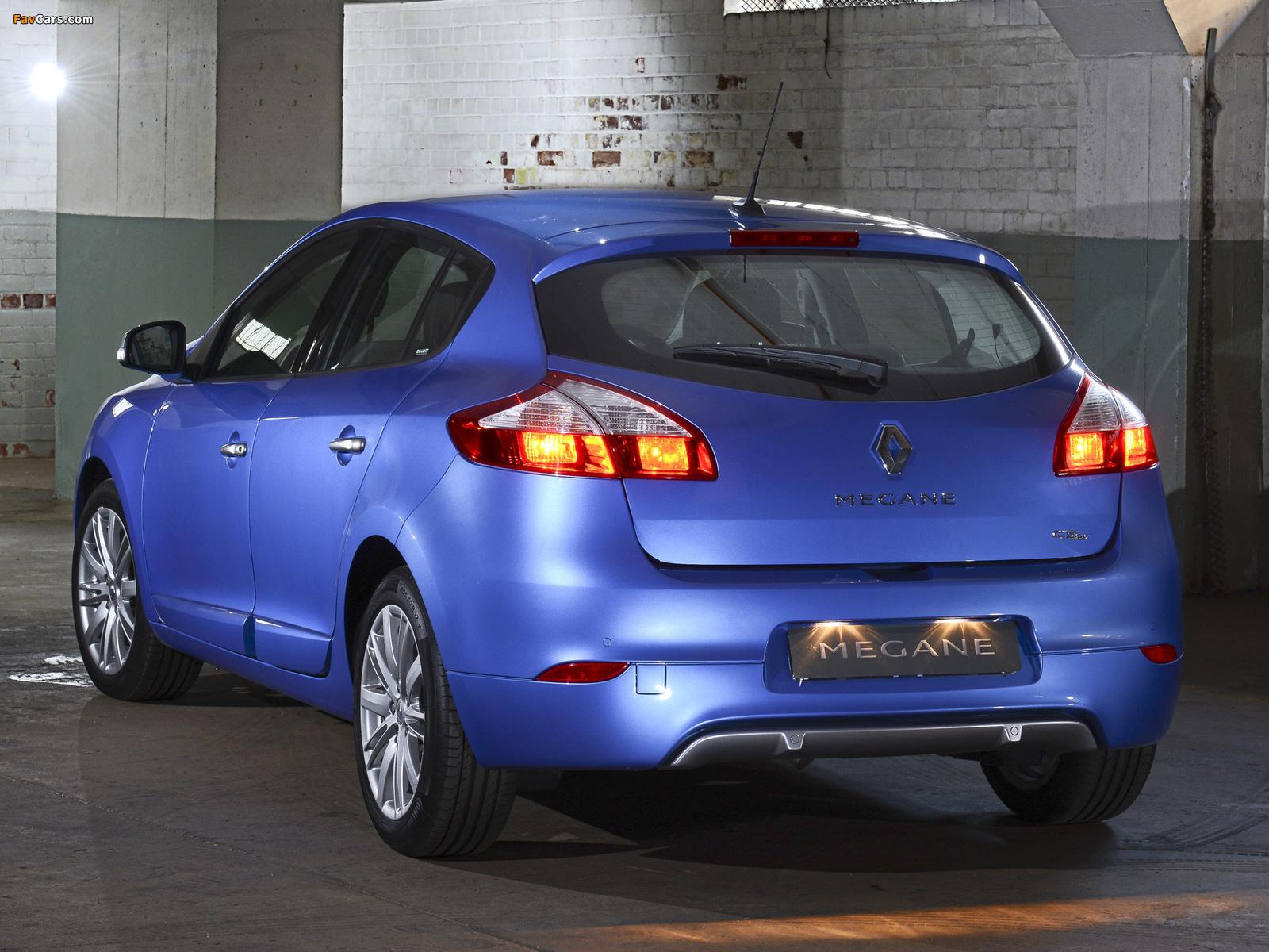 Renault Mégane GT Line ZA-spec 2012–14 images (1600 x 1200)