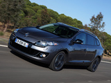Renault Mégane Estate 2012–14 wallpapers