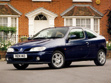 Renault Megane Coupe UK-spec 1996–99 wallpapers