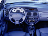 Renault Megane Cabrio 1999–2003 wallpapers