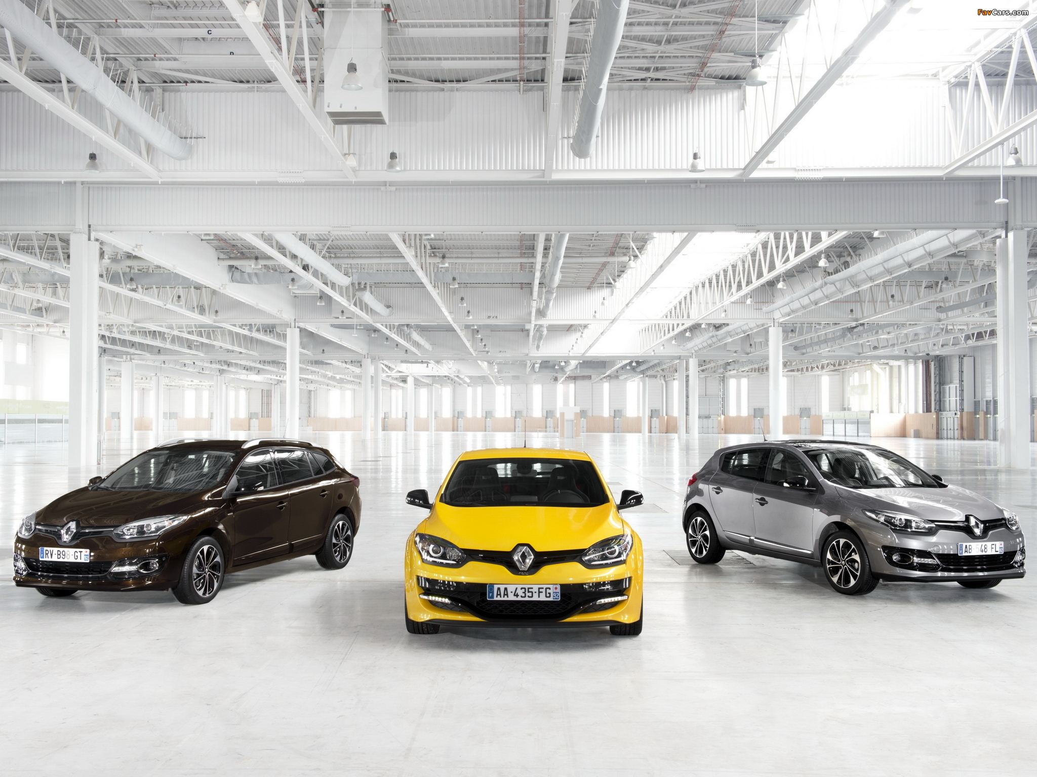 Renault Megane wallpapers (2048 x 1536)
