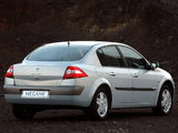 Renault Megane Classic ZA-spec 2003–06 wallpapers