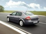 Renault Megane Classic 2006–09 wallpapers