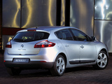 Renault Mégane ZA-spec 2009–12 wallpapers