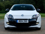 Renault Megane RS 250 UK-spec 2009 wallpapers