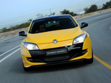 Renault Mégane R.S. 250 ZA-spec 2010–12 wallpapers