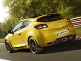 Renault Mégane R.S. 250 Trophy 2011 wallpapers
