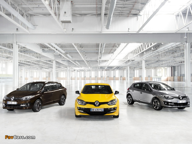 Renault Megane wallpapers (640 x 480)