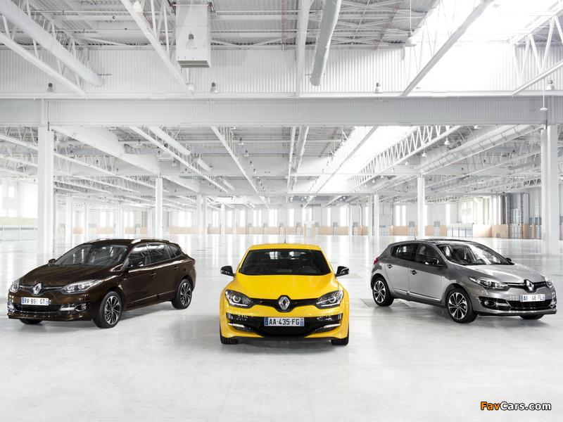 Renault Megane wallpapers (800 x 600)