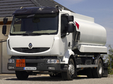 Photos of Renault Midlum Tanker 2006–13